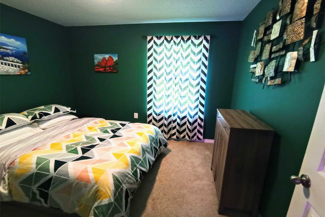 Green Room op